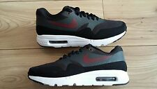 Nike AIR MAX 1 Ultra Premium 97 NSW 95 UK7 EUR41 cm 26 Nero 90 Bianco Deadstock