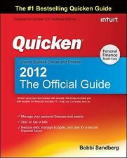 Quicken 2012 The Official Guide (Quicken Press) by Sandberg, Bobbi