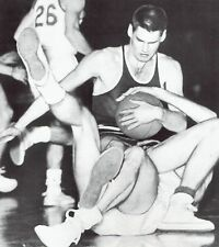 1951 Wire Photo Hastings College vs Memphis State at NAIA Basketball Tournament