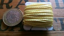 50ft 200 lb kevlar cord, 1mm survival, friction string for edc, camping, sere