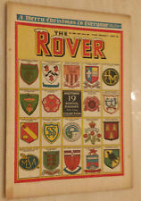 THE ROVER, No.1382, 22nd December 1951 - ANOTHER 19 SCHOOL BADGES