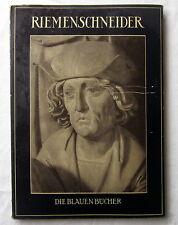 Die Blauen Bücher - RIEMENSCHNEIDER - Leo Bruhns