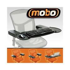 Mobo Chair Mount Ergo MECS-BLK-001 Keyboard/Mouse Tray System