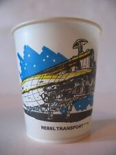 Set 29 Vintage STAR WARS Rebel Transport Dixie Cups Empire Strikes Back Lot ESB