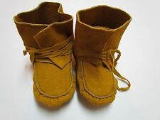 LIL CUTIES, NATIVE AMERICAN  MOCCASIN, HIGH TOPS, CHILD, 5 1/2 INCHES, UNISEX