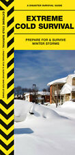Extreme Cold Survival Prepare for Emergency Disaster Guide Bug Out Bag Kit Book