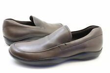 Prada Sport Leather Loafer Mens shoes, Mens casual shoes UK size 9