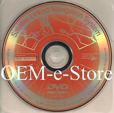 2003 2004 Acura MDX Navigation Orange DVD Map U.S Canada Version 3.80 Update OEM