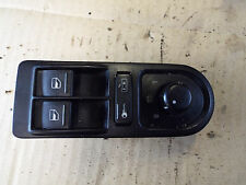 VW TRANSPORTER T5 SHUTTLE 03-09 WINDOW SWITCH DRIVER SIDE 7H5959539