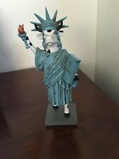 Statue Of Liberty Cow Parade