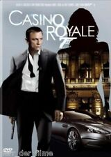 JAMES BOND 007: CASINO ROYALE (Daniel Craig, Mads Mikkelsen)