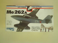 1/72 scale  MPC Models ME262a Air Combat Collection ( inc ground crew )