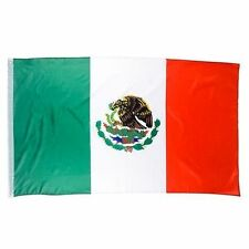 Mexican Mexico Flag Cinco de Mayo Indoor Outdoor Banner Party Decor 3' x 5' New