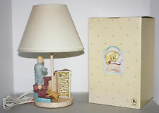 NEW Charpente Classic Winnie the Pooh 65112 Hand Painted Lamp Michel