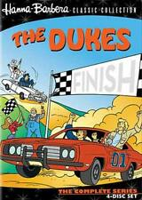 The Dukes: Complete Series (Hanna-Barbera Classic Collection) (4-Disc) NEW DVD