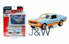 Greenlight Ford Mustang 1967 Gulf Oil 1/64 13160 sat3