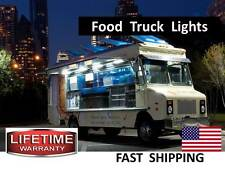 Food Truck & Hot DOG Cart LED Lighting KIT -- SUPER BRIGHT -- Stainless Steel