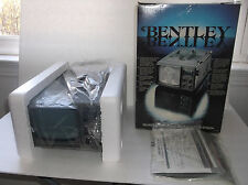 Vintage Bentley Deluxe Portable 5-Inch Black & White Television NEW In Box