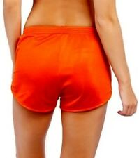 Dolfin Logo Running Shiny Shorts Pic Color Cheerleader Work Out Hooters uniform