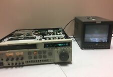 PANASONIC DS555 SVHS PLAYER~PARTS AND REPAIR~FREE SHIP