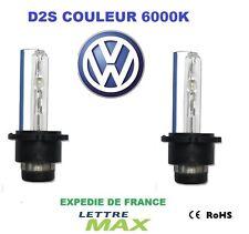 2 AMPOULES XENON D2S VW PASSAT 3BG 35W 6000K 85V NEUF