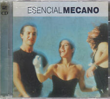 SEALED - Mecano CD NEW Esencial 887254743026  BRAND NEW !