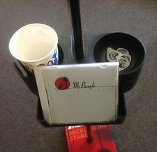 Mike Caddy - Microphone Stand Beverage Drink Cup & CD Mic Caddy Holder