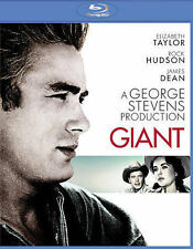 Giant [Blu-ray] James Dean, Elizabeth Taylor New