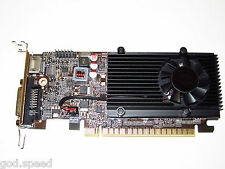 1024MB LENOVO ASUS HP DELL ACER SFF Half Height Low Profile Video Graphics Card