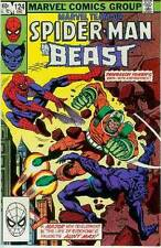 Marvel Team-Up # 124 (Spiderman & Beast) (USA,1982)