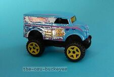 2015 Hot Wheels Loose Monster Dairy Delivery Blue Brand New Combine Shipping