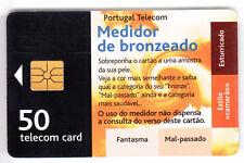EUROPE  TELECARTE / PHONECARD .. PORTUGAL 50U GEM1A BRONZAGE 05/99 CHIP/PUCE