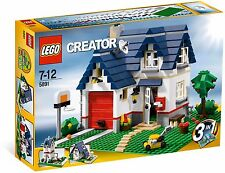 LEGO 5891 Creator Apple Tree House NEW MISB