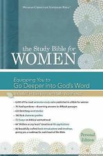 The Study Bible for Women: HCSB Personal Size Edition, Printed Hardcover