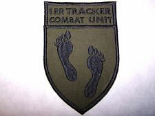 Rhodesia Rhodesian (1RR) Tracker Combat Unit Patch