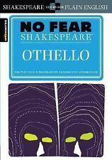 No Fear Shakespeare Ser.: No Fear Shakespeare : Othello by SparkNotes Staff and