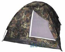 TIENDA CAMPAÑA tent FLECKTARN CAMO 3 PERSONAS 210 x 210 x 130 cm. 32103V MF2