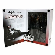 "BATMAN: Arkham City - Catwoman 8"" Play Arts Kai Action Figure #NEW"