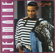 Jermaine Stewart - Get Lucky - Maxi LP - washed - cleaned - L2310