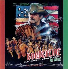 Borderline - Original Soundtrack Intrada | Gil Melle | CD