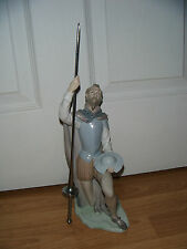 LLADRO PORCELAIN DON QUIXOTE THE QUEST MODEL 5224 FIGURINE ~ RARE