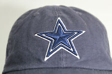 NFL Dallas Cowboys Logo Athletic Baseball Cap Hat Blue
