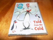 THE CAT IN THE HAT He Knows A Lot About That TOLD FROM THE COLD  Suess DVD NEW