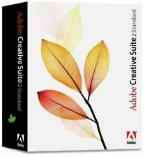 Adobe Creative Suit CS2 Email Delivery |Photoshop, Illustrator & more| Windows