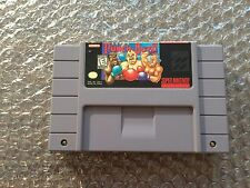 Super Punch-Out!! (Super Nintendo, SNES) Cart Only - Tested