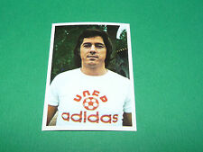 121 G. BURKLE AGEDUCATIFS PANINI FOOTBALL 1974-75 AS MONACO LOUIS II 74  1975