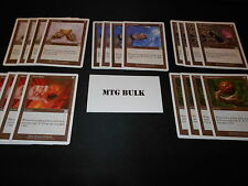 Magic the Gathering MTG**20x*6th Life Gain Artifacts*NM-SP*4x of each type*