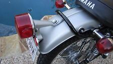 YAMAHA FENDER SILVER Custom Paint for Yamaha Motorcycles- AEROSOL - DT/RT/CT/AT
