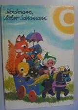 Sandmann lieber Sandmann ~Kinderliederbuch mit Noten und Text 1984 Original- DDR
