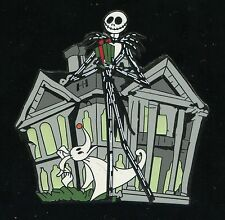 DisneyShopping.com NBC Jack Skellington Haunted Mansion Glow LE Disney Pin 56259